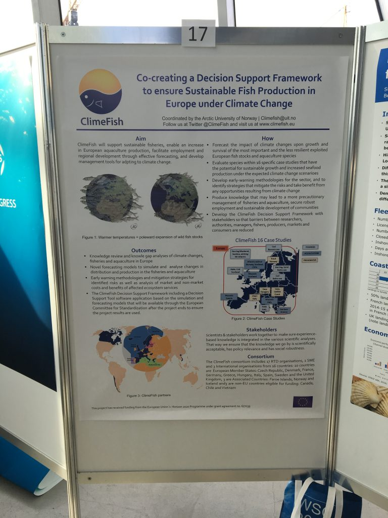 World Seafood Congress - ClimeFish